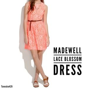 • Lace Blossom Dress • by Madewell